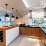 Successful layout of a modern kitchen