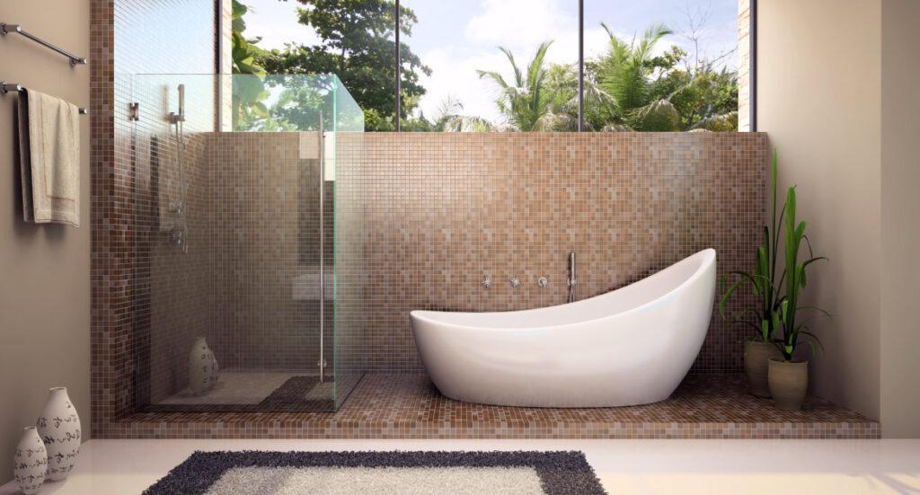 Choosing anti-slip tiles for your bathroom